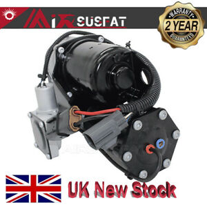 AIR COMPRESSOR PUMP FOR LAND ROVER RANGE ROVER SPORT DISCOVERY 3 & 4 UK SHIP