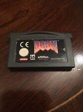 Doom (Nintendo Game Boy Advance, 2001) - European Version / UK - Cartridge Only