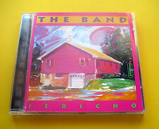 """CD """" THE BAND - JERICHO """" 12 SONGS (THE CAVES OF JERICHO)"""