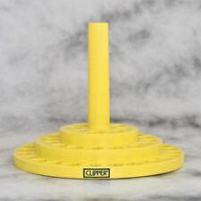 Clipper Lighter Display Stand Single Tier Holds 48 Flint Large or Pocket Lighter