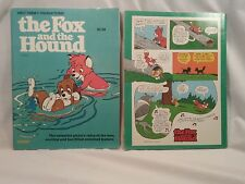 2 of THE FOX AND THE HOUND copyright 1981 Walt Disney Productions paperback