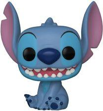 Funko Pop! Disney: Lilo & Stitch - Smiling Seated Stitch Vinyl Figure