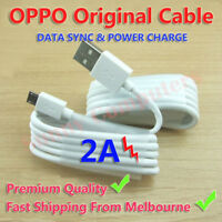 Original Micro USB Data Charger Adapter Cable For Oppo F1s R9s R9 F1 /Plus F1 AU