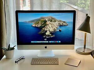 "27"" Apple iMac A1419 Intel Core i5-2.9 GHz 32 GB RAM 1 TB SSD 2012 Ms Office"