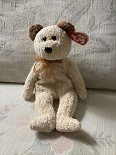 TY HUGGY the BEAR BEANIE BABY, 2000, with MINT TAGS, Beanie Baby Bear, Cute!!