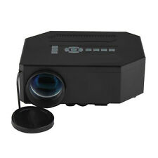 UC30 1200lm 1080P HD Home Cinema Theater 3D HDMI USB Video LED Mini Projector