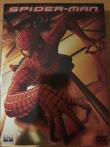 Spider-Man  di Sam Raimi (2002) cofanetto edizione speciale 2 DVD
