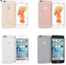 Apple iPhone 6S - 32GB 64GB 128GB - Variety - Unlocked & Carrier Locked Options