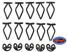 Chrysler Hood Fender Side Belt Vinyl Top Moulding Molding Trim Clips Clip 15pc I