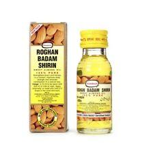 Hamdard Roghan Badam Shirin 100% Pure Sweet Almond Oil 50ml for Overall Health