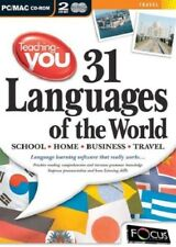 Teaching You 31 Languages Of The World