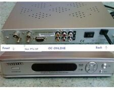 SanyoSky Satellite Set Top Box Receiver SRT8868 STU
