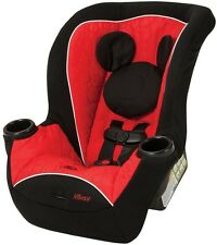 Convertible Baby Car Seat Minnie Deluxe Disney Mouse Apt 40 RF Mouseketeer Red