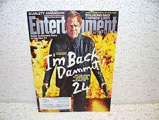 Entertainment Weekly Magazine April 11 2014 EW 24 Jack Bauer
