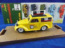Brumm R56 Fiat 500 A Commercial Van Isolabella