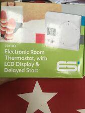 ESI ESRTE2 Electronic Room Thermostat