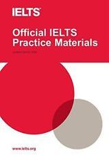 Oficial IELTS PRÁCTICA MATERIALES 1 with Audio CD POR Cambridge Esol