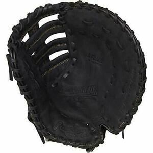 RENEGADE 12.5 INCH ~ Rawlings Adult First 1st Base Baseball Glove Righty Thrower