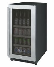 Allavino Vsbc15-Sl20 FlexCount Ii Stainless Steel Left Hinge Beverage Center