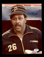 Willie Stargell PSA DNA Coa Hand Signed 8x10 Pirates Photo Autograph