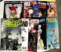 Horror Comic Book Lot of 10 - The Stand, MaxImortal, True Blood, Dead World