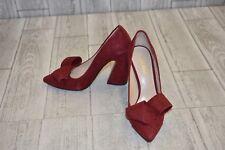 **Nine West Haddriana Heels - Women's Size 5 M - Red