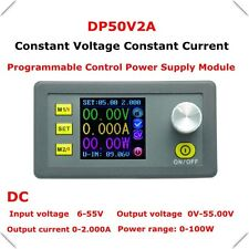 CN 0-50V 2A 100W constant current /voltage Regulator power supply 5V 12V 24V 48V
