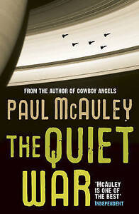 Quiet War by Paul Mcauley Paperback Book 🇦🇺 AU Free Shipping!