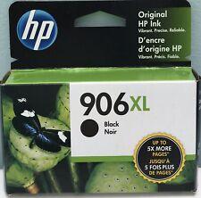 HP 906XL HIGH YIELD (T6M18AN) GENUINE BLACK INK CARTRIDGE EXP 11/21, NEW