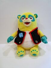 SPECIAL AGENT OSO PLUSH TOY, Disney yellow bear, plush yellow bear, Disney Store