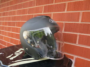 Shoei J Cruise  Open face motorcycle helmet small
