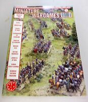 Miniature Wargames Number 130 March 1994 oop SC