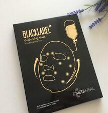 [MEDIHEAL] BLACK LABEL Golden Chip Mask Anti-Ageing Whitening KOREA COSMETIC