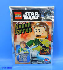 LEGO ® Star Wars Personaggio Limited Edition/Kanan Jarrus con spada laser/POLYBAG