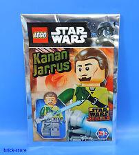 Lego ® Star wars figura Limited Edition/Kanan Jarrus con espada láser/polybag