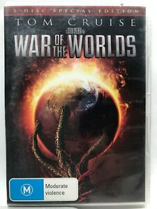 War of the Worlds - DVD - AusPost with Tracking