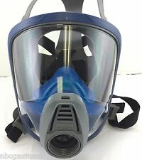 MSA Advantage 3100 (40mm NATO) Gas Mask/Respirator w/NBC Filter *NEW*Exp 6/2022