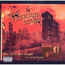 Dog Fashion Disco - City Is Alive Tonight: Live in Baltimore [New CD] Bonus DVD