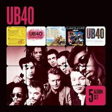 UB40 5CD SET NEW Signing Off/Present Arms/UB44/Labour Of Love/Geffery Morgan