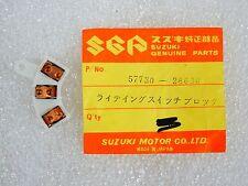 Suzuki NOS NEW 57730-28630 Sliding Block Lighting Switch TC TS TC125 1972-77