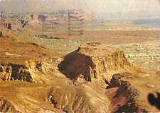BT13895 Massada general view with the dead sea             Israel