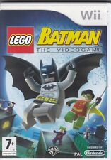 Wii Game - Lego Batman The Video Game (Nintendo PAL Australia)