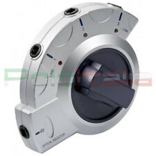 Splitter cavo audio ottico digitale TOSLINK optical fibra switch 3 ingressi in 1