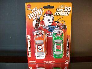 Tony Stewart #20 Home Depot Bobby Labonte #18 Interstate Coca-Cola Bear Pontiac
