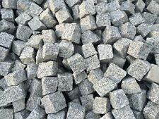 Neues Granitpflaster  9 x 11 grau Sonderpreis  69 €* Netto pro 1 Tonne