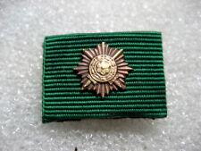 German Pin Medal Bar EASTERN PEOPLE medal,3rd class
