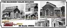 Machinery Sales Building NOS Kit CHOOCH Ent Fine miniature Craftsman HOn3 Scale