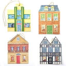 150 Gift Tags of Tudor, Art Deco, Victorian Edwardian Houses ET0014