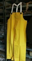 Overalls Guardian Protective wear Poly weave PVC flame retardant Large Yellow