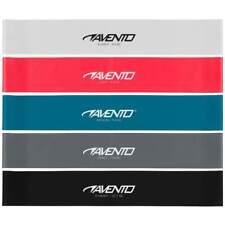 Avento Fitnessband Set Fitnessbänder Widerstandsband Resistance Band Bänder